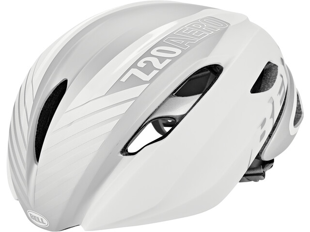 Bell Z20 Aero MIPS Kask rowerowy biały/srebrny